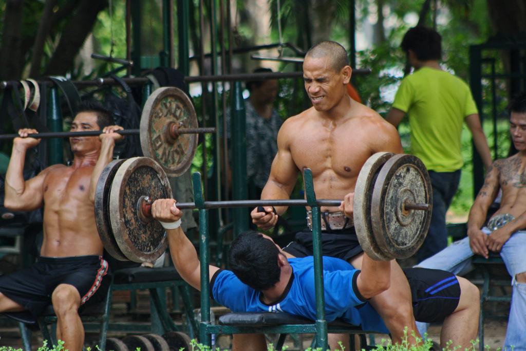 Strength Versus Size